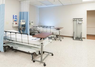 CVI Outpatient Room