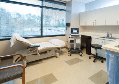 CVI Diagnostic Room