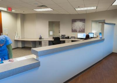 CVI Front Desk