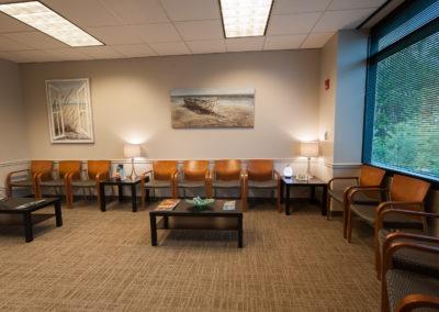 CVI Waiting Room